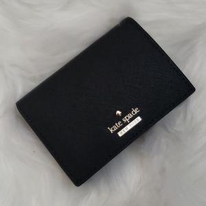 Kate Spade Black Cameron Street Annabella Wallet